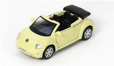 Kinsmart Die Cast Volkswagen New Beetle Figure Car Toy Deco with Pull Back