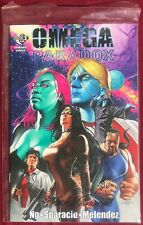 Omega Paradox #0 (Variant Cover) Moonstone Entertainment 2001 Single Issue Comic