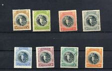 Barbados. 1920. A part set of Winged Victory stamps to 6d