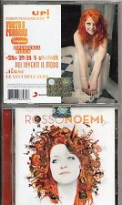 NOEMI CD ROSSO NOEMI edizione 2011 VASCO ROSSI KABALLA ZAMPAGLIONE 9 tracce