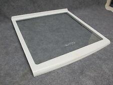 GE Refrigerator Model GSH25JFRFWW SpillProof SlideOut Glass Shelf 197D4397P003