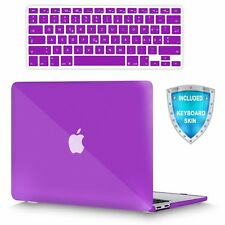 For New MacBook Pro 15 Retina Touch A1707 Soft Crystal Hard Case Keyboard Cover