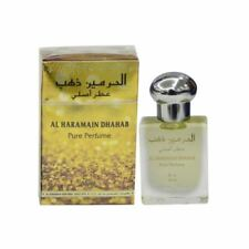 Al Haramain Dhahab 15ml Perfume Oil Warmth Sensuality Citruses Musk Attar Ittar