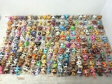Littlest Pet Shop HUGE Lot of 200 LPS Dogs Cats, Birds, Horses PLUS 80 FREE READ