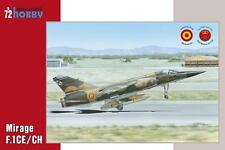SPECIAL HOBBY 72289  #  1:72 Mirage F.1 CE/CH