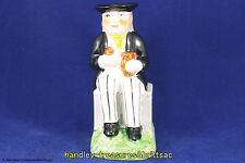 Vintage Tony Wood Sailor Character Toby Jug + Certificate 1982-1991