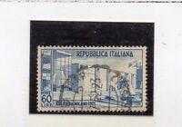 Italia XXX Feria de Milan serie del año 1952 (CR-984)