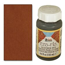 Eco-Flo Leather Dye Canyon Tan Brown 4 fl. oz. 2600-06 by Tandy Leather