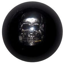 Black Skull shift knob manual M12x1.25 thrd