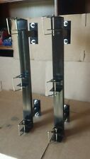 Brand New Enclosed Gas Trimmer Racks Holders...That Holds Three!!