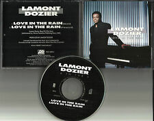 LAMONT DOZIER Phil Collins GENESIS Love Rain EDIT PROMO CD single Eric Clapton