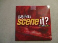 Harry Potter Scene It? Board game Replacement DVD First Edition