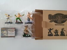 Street Fighter Miniatures Board Game Charakter Pack 2: 3rd Strike (NEW)