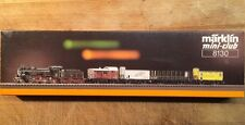 Märklin Z 8130 Länderbahn-Güterzug der KPEV mit Dampflok P8