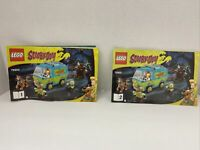 ONLY instruction Manuels Lego 75902 Scooby-Doo The Mystery Machine