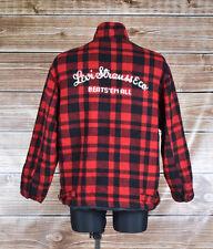 Levis Vintage Thick Wool Blendt Men Jacket Size M, Genuine