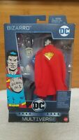 DC Multiverse Mattel BIZARRO SUPERMAN Walgreens Exclusive Action Figure NIB 6""