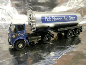** EFE 37401  Atkinson Articulated Tanker Flowers OO 1:76 Scale