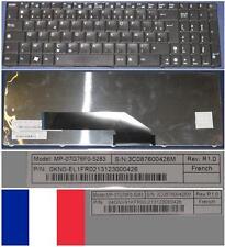Clavier Azerty FR ASUS K50 K70 MP-07G76F0-5283 0NK0-EL1FR02 04GNV91KFR NOIR