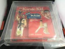 UKG 65 AFA calificado Remco Karate Kid Daniel Laruso oro Robe Rojo Ver Figura de juguete