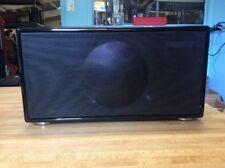 Geneva Sound System Model M Wireless Bluetooth Stereo Amplifier Black NEW OPEN B