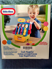 Little Tikes Count & Play Cash Register Developmental Learning Toy Ages 2+ ~ NEW