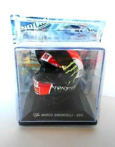 CASCHI MOTO GP -  MARCO SIMONCELLI 2011 SCALA 1/5 [GC014]