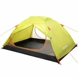 Lightweight Camping Tent Waterproof Backpacking Tent 2-3Person For Hiking Riding