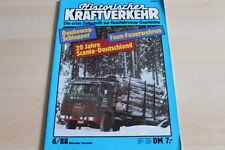 107809) Geschichte VW Bus T1 4.Teil - Faun Feuerwehr - Historischer Kraftverkehr