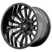 4 20 Inch V Rock Vr11 Anvil 20x12 6x13976x55 44mm Gloss Black Wheels Rims Fits More Than One Vehicle