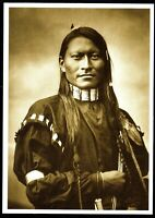 ⫸ 964 Postcard RED ARMED PANTHER, Cheyenne Scout – 1879 Photo Laton A. Huffman