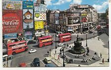 BF29657 piccadily circus bus  london UK front/back image