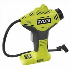 Ryobi R18DPI0 Digital Gauge Cordless High Pressure Power Inflator Modern - Yellow