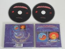 GAMMA RAY/INSANITY AND GENIUS/LAND OF THE FREE(COOKCD509) 2XCD ALBUM