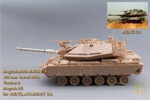 1:35 105 mm M68. Magach 6B (version 2) -Metal  Barrel -Magic Models #MM35175