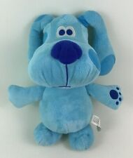 Fisher Price Talking Blues Clues Plush Stuffed Toy Puppy Dog 2011