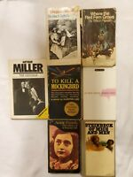 To Kill a Mockingbird Animal Farm Of Mice And Men Classic Book Vintage Paperback