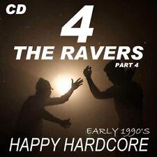 RAVE ACID HOUSE CD OLD SKOOL 4 the RAVER #4  JUNGLE HARDCORE