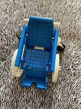 Playmobil Accessoire : 1 Fauteuil Roulant Vintage