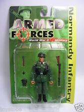 1/18 INTOYZ GERMAN NORMANDY INFANTRY bbi gijoe action man ultimate soldier