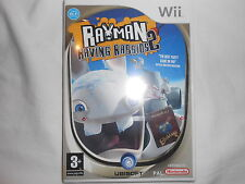 Jeu WII RAVING RABBIDS Party collection