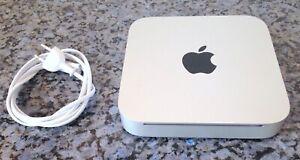 Apple Mac Mini (mid 2010) A1347, 5 Go RAM, Intel Core 2 Duo 2.4 GHz, 500 Go HDD