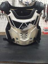 Fox Kids Small MX Chest Protector. BMX ATV Motocross Racing Chest Guard. FOX TLD