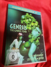 film in DVD -  Genesis - The Gabriel Years (DVD, 2010, 2-Disc Set