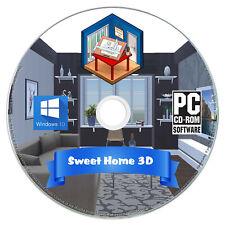 Sweet Home 3D Interior Design House Architect Software, Kitchen Bathroom CAD