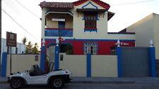 Canavieiras, Bahia/Brasilien, Haus im Kolonialstil
