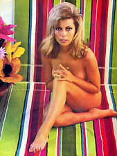 Nancy Sinatra Nude 8x10 Picture Celebrity Print