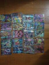 Lot de 30 cartes SUPER RARE Dragon Ball Super card FR BT1 ,BT2 ,PR neuves