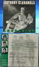 Anthony And The Anamals - Loosen Up (CD, 1994, Virgin Valley, US Indie)MEGA RARE