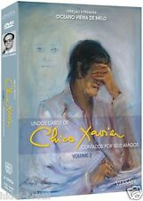 DVD Box Lindos Casos de Chico Xavier Contados Por Seus Amigos [ Volume 2 ]